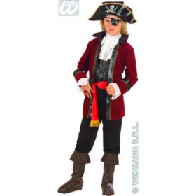 Booty Island Pirate Fancy Dress Costume Boys (Pirates)