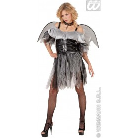 Derelict Angel Adult Fancy Dress Costume Ladies (Halloween)