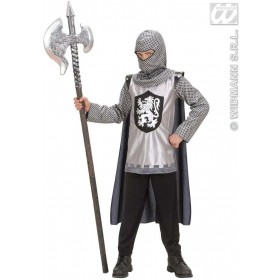 Lionheart Knight Child Fancy Dress Costume Boys (Animals)