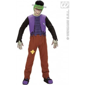 Franken Fancy Dress Costume Boys (Halloween)