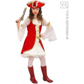 Pirate Captain Fancy Dress Costume Boys (Pirates)