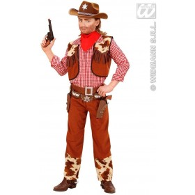 Cowboy Fancy Dress Costume Boys (Cowboys/Indians)