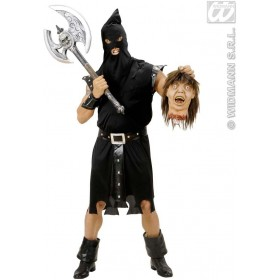 Executioner Adult Fancy Dress Costume Mens (Halloween)