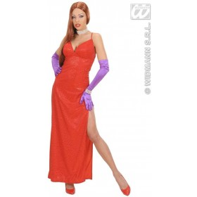 Femme Fatale Fancy Dress Costume Ladies (Halloween)