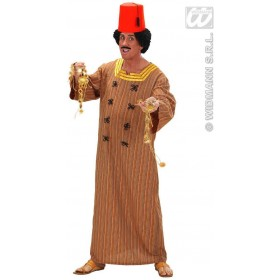 Moroccan Fancy Dress Costume Mens (Cultures)