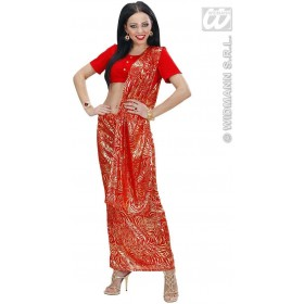 Indian Sari Fancy Dress Costume Ladies (Cowboys/Indians)