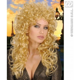 Attractive Wig - Blonde - Fancy Dress