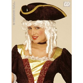 Milady Wig White - Fancy Dress