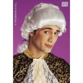 Chevalier Wig Boxed - Fancy Dress