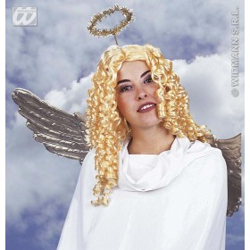 Angel Wig In Box - Fancy Dress (Christmas)
