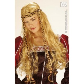 Mona Lisa Wig In Polybag - Fancy Dress