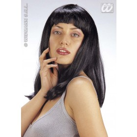 Patsy Wig Black - Fancy Dress