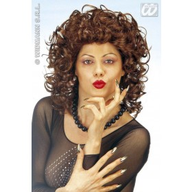 Milly Wig Brown - Fancy Dress