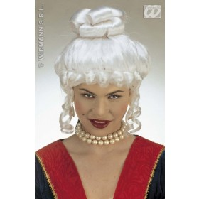Countess Jolanda Wig White - Fancy Dress
