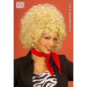Country Diva Wig - Fancy Dress