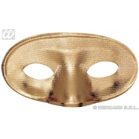 Masquerade Eyemask Gold/Silver - Fancy Dress