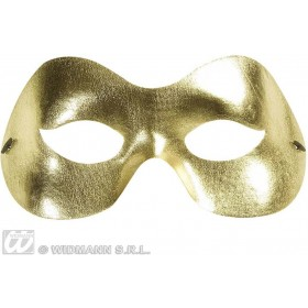 Gold Fidelio Eyemasks - Fancy Dress