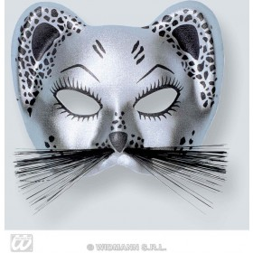 Panther Eyemask - Fancy Dress