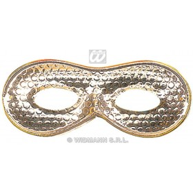 Eyemask Metallic Unisex - Fancy Dress