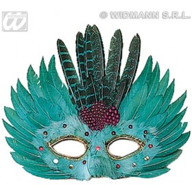 Feather Mask 4 Styles - Fancy Dress