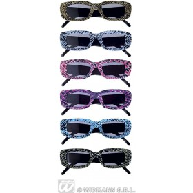 Unisex Python Glasses - Fancy Dress
