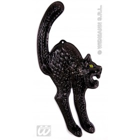 3D Black Cats W/Gid Eyes - Fancy Dress (Halloween)