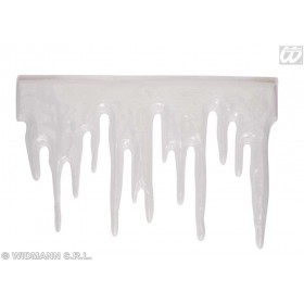 Icicle Decoration Pvc 60X40Cm - Fancy Dress (Christmas)