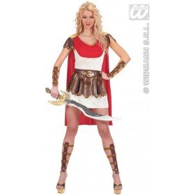 Warrior Princess Fancy Dress Costume Ladies (Greek , Roman , Royalty)