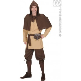Landsknecht Fancy Dress Costume Mens (Medieval)