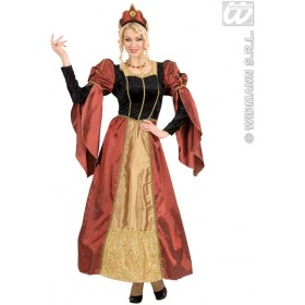 Regal Princess Fancy Dress Costume Ladies (Royalty)