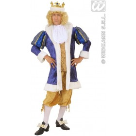 Royal King Fancy Dress Costume Mens (Royalty)