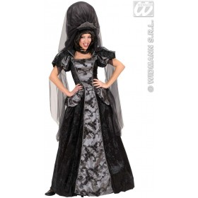 Dark Queen Fancy Dress Costume Ladies (Royalty)