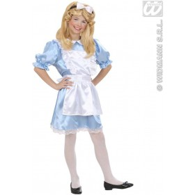 Wonderworld Girl Fancy Dress Costume Girls (Fairy Tales)