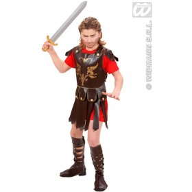 Gladiator Fancy Dress Costume Boys (Roman)