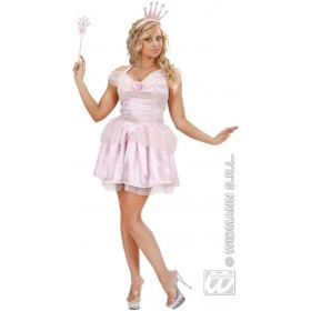 Princess Fancy Dress Costume Ladies (Royalty)