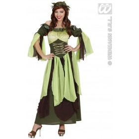 Mother Nature Fancy Dress Costume Ladies