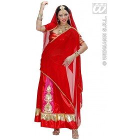 Bollywood Diva - Top Skirt Fancy Dress Costume Ladies (Cultures)