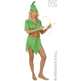 Princess Of Thieves Dreamgirlz Dress Costume Ladies (Fairy Tales)