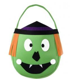 Trick Or Treat Handbags 4 Styles - Fancy Dress (Halloween)