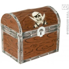 Treasure Chests 60X55X40Cm - Fancy Dress (Halloween)
