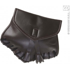 Leatherlook Belt Purses - Fancy Dress