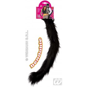 Cat Tail Plush Bendable - Fancy Dress (Halloween)