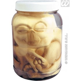 Alien Embryo Jar - Fancy Dress (Halloween)