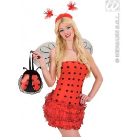 Ladybug Handbags - Fancy Dress