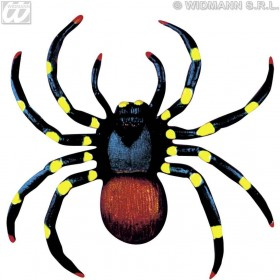Neon Spiders 10Cm - Fancy Dress (Halloween)