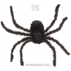 Giant Bendable Hairy Spider 75Cm - Fancy Dress (Halloween)