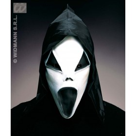 Gid Hooded Ghost Mask - 6 Styles - Fancy Dress (Halloween)