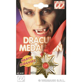 Dracula Medallion - Fancy Dress (Animals)