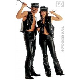 Leather Riding Crops - Fancy Dress