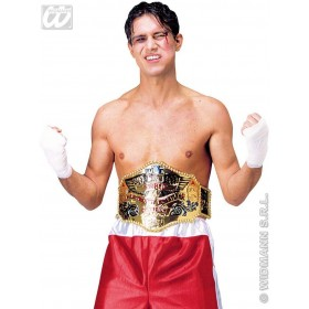 World Champion Belt - Fancy Dress